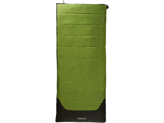 Nordisk Hjalmar +10° Sleeping Bag XL peridot green/black